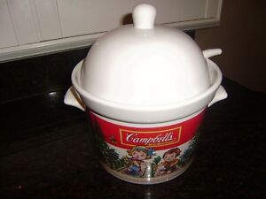 CAMPBELLS SOUP MUGS AND SOUP TUREEN Windsor Region Ontario image 2