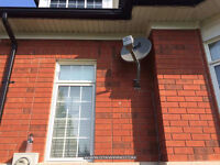 Satellite dish installation, upgrade & repair. (416) 613-8184