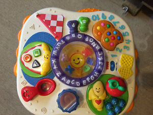 Fisher Price Music Table with music