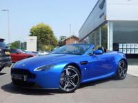 2016 Aston Martin V8 Vantage Roadster 2dr Sportshift (420) Automatic Petrol Road