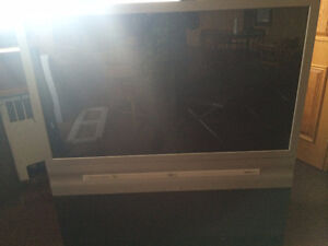 """RCA 50"""" rear projection TV- will deliver in Owen Sound"""