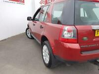 2007 57 LAND ROVER FREELANDER 2 2.2 TD4 XS 5 DOOR.GREAT COLOUR,LOTS OF S/HISTORY