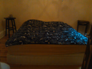 Free King Size Mattresses--2 to give away