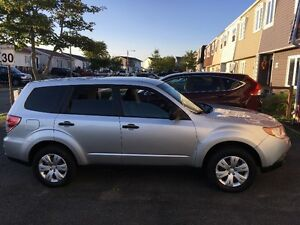2009 Subaru Forester BASE SUV, Crossover