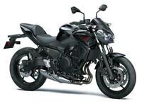 Kawasaki Z650 - Black bike in stock