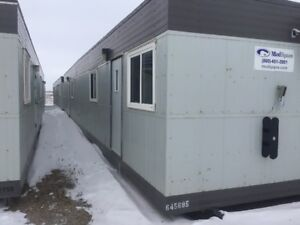 Spring Special 12X60 Modular Skid Office Trailer