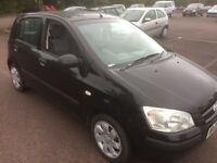 1.1 Hyundai Getz GSI (Only 2 Owners From New)