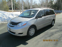 2006 Toyota Sienna (1 proprietaire bonne condition)SOLD tank you
