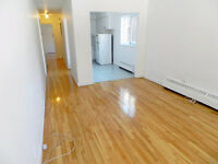 Big 3 1/2 apartment near metro Cote des Neiges