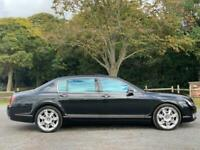 2008 08 BENTLEY CONTINENTAL FLYING SPUR 6.0L FLYING SPUR 5 SEATS 4D AUTO 550 BHP