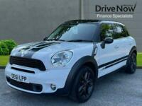 2012 MINI Countryman 1.6 Cooper S (Chili) ALL4 5dr SUV Petrol Manual