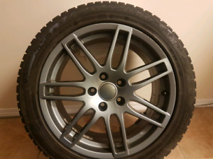 35-45-R17 WINTER TIRES with RIMS  FOR Sale