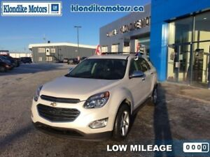 2017 Chevrolet Equinox Premier  Second Set of Winter Tires on Al