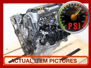 JDM HONDA CIVIC D17A 1.7L VTEC ENGINE 2002-2005.