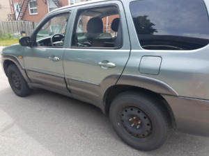 2004 mazda tribute selling as is $600