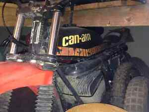 Wanted / Recherche : can-am 1977, mx-3, 250cc parts Saguenay Saguenay-Lac-Saint-Jean image 1