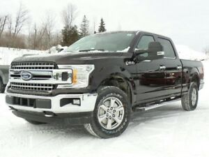 2018 Ford F-150 4WD SUPERCREW 145 XLT 302A 302A