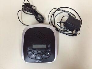 Répondeur téléphonique multi-usagés