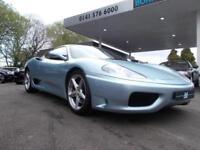 Ferrari 360 3.6 Modena ***RARE MANUAL CAR***