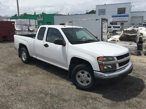 2007 Chevrolet Colorado LS Pickup Truck
