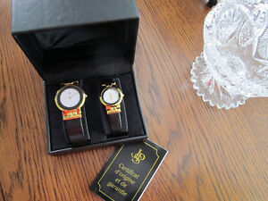 Matched His & Her pair of watches