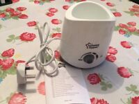 Tommee Tippee electric bottle warmer BRAND NEW
