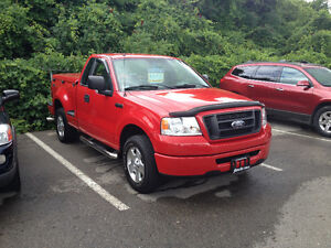 """JUST CAME IN and LOW KMS!"" 2008 Ford F-150 STX Pickup Truck"