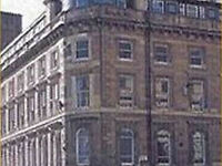 Fully Furnished - ( UNION STREET - CENTRAL GLASGOW -G1) Office Space to Let in Glasgow