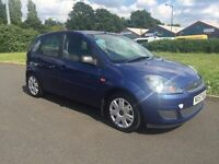 Ford Fiesta Diesel 1.4 Litre 5 Door Hatchback with 1 Year MOT ,57K Miles Only