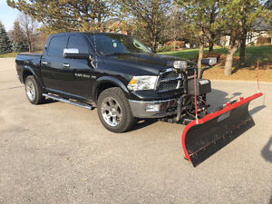 Hiniker Plow in nearly NEW condition Cambridge Kitchener Area image 2