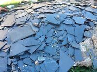Broken slates
