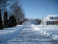 WINNIPEG SNOW REMOVAL - 20% OFF TILL THE END OF SEPTEMBER