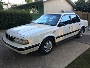 1992 Oldsmobile Cutlass S Sedan only 97,000km's Estate Sale