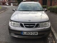 2003 Saab 9-5 2.3 Turbo (150BHP) Estate