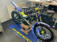 Sherco ST 300 F, 2021 just arrived @ Fast Eddy Racing