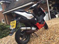 Yamaha Aerox Moped 50cc