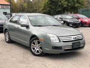 2008 Ford Fusion 4-Cyl Gas Saver SE Power Group A/C