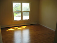 Clean quiet two bedroom apartment available