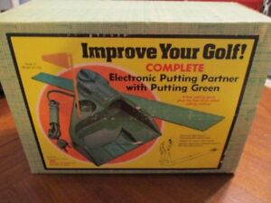electronic putter