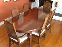 Gibbard Cherry dining room furniture