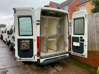 2007 07 IVECO DAILY 2.3 TD 35S12 MWB HIGH ROOF CREW VAN DOG UNIT WHITE EX POLICE