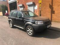 2003/03 Land Rover Freelander 2.0Td4 2003 BARGAIN CAR RUNS PERFECT MOT DECEMBER
