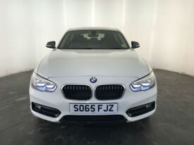 2015 65 BMW 118I SPORT 5 DOOR HATCHBACK 1 OWNER FROM NEW FINANCE PX WELCOME