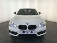 2015 65 BMW 118I SPORT 5 DOOR HATCHBACK 1 OWNER FROM NEW FINANCE PX WELCOME