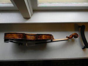 Antique Nicolaus Amati violin with one piece back 4/4 size Kitchener / Waterloo Kitchener Area image 5