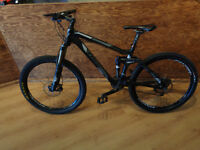 "Trek ""Fuel-Ex 8"" Magnesium Rear assm. with all the Racing parts"