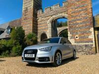 2011 Audi A1 1.4 TFSI S Line 3dr HATCHBACK Petrol Manual