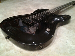 2001 SQUIER DELUXE DOUBLE FAT TELECASTER ***sold pending payment