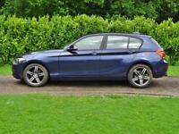 BMW 1 Series 116i 1.6 Sport 5dr PETROL MANUAL 2014/14