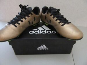 Boys Messi  outdoor soccer cleats size 4.5 youth